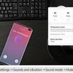 تجربهای نو از کار با گوشی هوشند با ۱۰ قابلیت برتر گلکسی S10