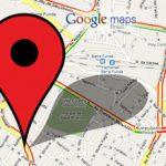 مخفیانه در گوگلمپ جستجو کنید