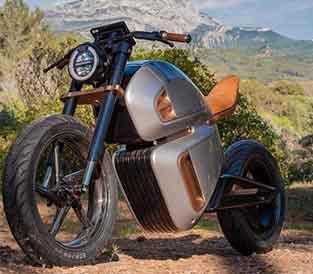 تولد پیشگام موتورسیکلتهای برقی نسل آینده