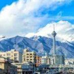 تهرانیها امسال هوای پاکتری را تنفس کردند