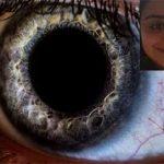 فکر کردن به روشنایی اندازه و تغییر مردک چشم