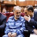 نجفی با چهره جدید در دادگاه قتل میترا استاد