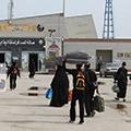 عراق، مرز چذابه را بست