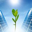 افزایش ۲٫۸ برابری انرژی خورشیدی تولیدی در بانک ملی ایران