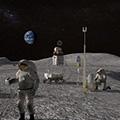 نوکیا اولین شبکه تلفن همراه را در ماه میسازد