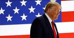 اولین اظهارات ترامپ پس از ترک کاخ سفید