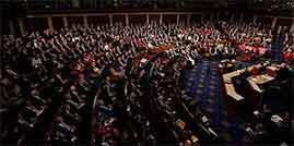 رای مجلس نمایندگان آمریکا درباره برکناری ترامپ